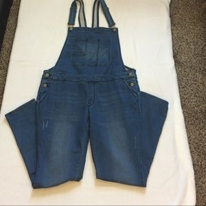 Mossimo Stretchy Overalls